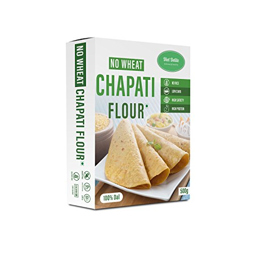 Diet Delite No Wheat Chapati Flour
