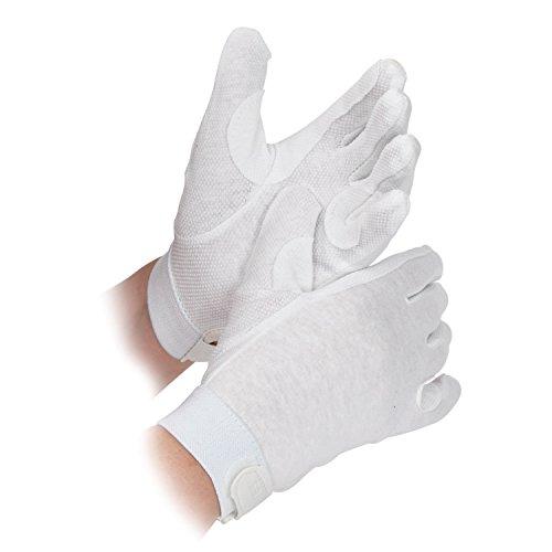 Newbury Handschuhe Weiß weiß X Small - Age 9-11