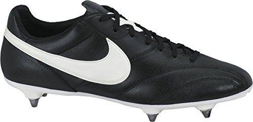 Nike the Premier Sg, Chaussures de Football Homme Multicolour - Negro / Blanco / Naranja (Black / Summit White-Orng Blaze)