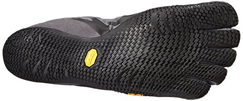Vibram Five Fingers Kso Evo, Chaussures Multisport Outdoor Homme Gris (Grey/Black)