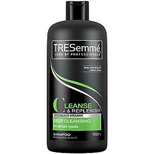 TRESemmé Cleanse & Renew Deep Cleansing Shampoo 900ml