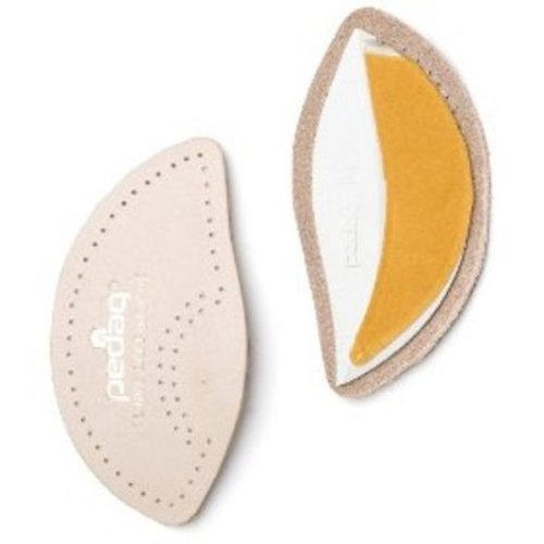 Pedag 165 Balance Leather, Self Adhesive Arch Support, Flatfoot Wedge, Large (W9-12, M6-9/EU 39-42) by Pedag
