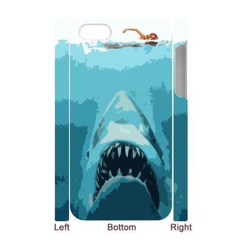 LP-LG Phone Case Of Deep Sea Shark For Iphone 5C [Pattern-6] Pattern-2