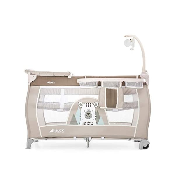 Lettino da Campeggio Hauck Babycenter Friend Hauck Brand: Hauck. Folds very easily and very quickly Travel bed with changing table, ideal for changing babies 2