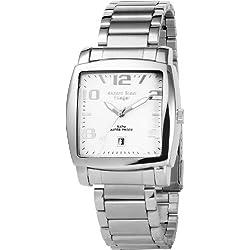 Akzent Herren-Uhren mit Edelstahlband 285422000008