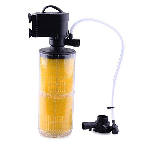 Bazaar Boyu SP-1300Ⅱ400L / h 9W Aquarium Filter Interne Unterwasserfilter (Interne Aquarium Filter)