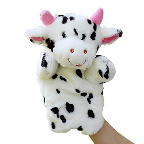 1pc Dedo Títeres marioneta Animal bebé