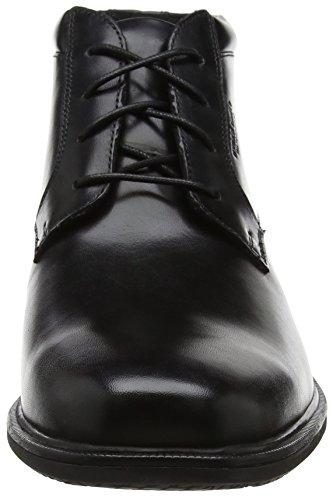 Rockport Essential Detail II, Stivali Chukka Uomo Nero (Black)
