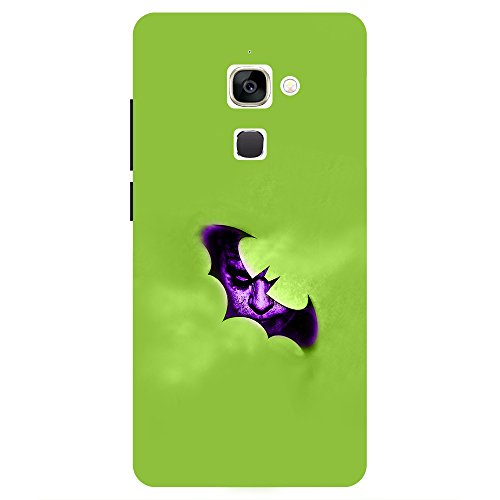 MyBestow Bat With Face- Mobile Back Case Cover For Let pro 3