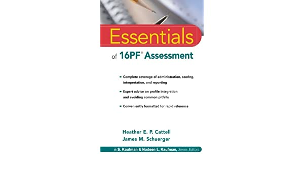 Buy essentials of 16pf assessment essentials of psychological buy essentials of 16pf assessment essentials of psychological assessment book online at low prices in india essentials of 16pf assessment essentials of fandeluxe Image collections