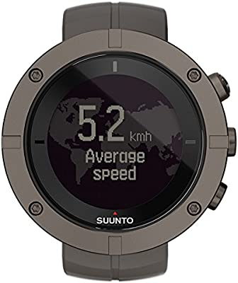 Reloj Suunto GPS 7R Kailash SLATE Altimeter Barometer Compass