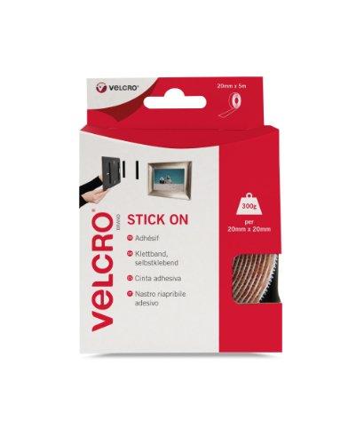 velcro-stick-on-tape-20mm-x-5-meter-schwarz-klettband-zum-aufkleben-haft-und-flauschteil-bxl-20mm-x-