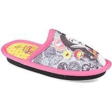Soy Luna - Zapatillas de estar por casa de Material Sintético para niña