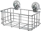 Suction Shower Basket by Showerdrape