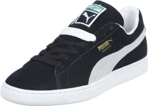 Puma Suede Classic+, Baskets Basses homme Noir