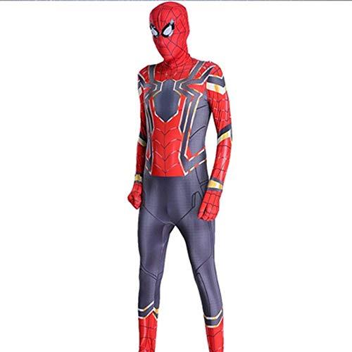 Kostüm Drama Filme - Drucksachen Spiderman Spiderman Film Cartoon Drama Kostüm Overall Cosplay Kostüm,170