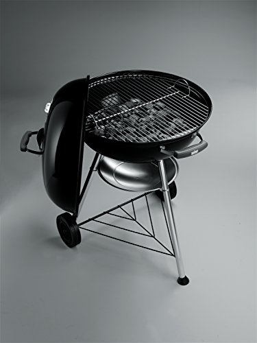 Weber Compact Charcoal BBQ, 57cm, Black
