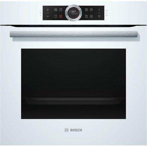 Bosch HBG672BW1F four Four électrique 71 L 3650 W Blanc A+ - Fours (Moyenne, Four électrique, 71 L, 3650 W, 71 L, 3650 W)