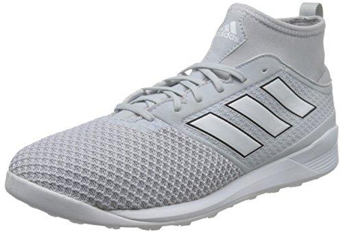 adidas Herren Ace Tango 17.3 TR Fußballschuhe, Grau (Clear Grey/Footwear White/core Black), 44 2/3 EU