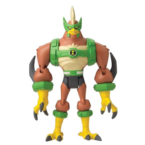Image of Ben 10 Omniverse 10cm Alien Collection Figure Kickin Hawk