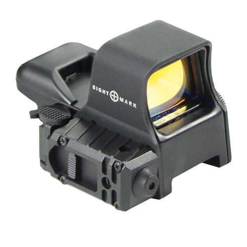 Sightmark Ultra Dual Shot Pro Spec Reflexvisier Nv Qd, Schwarz, M Preisvergleich