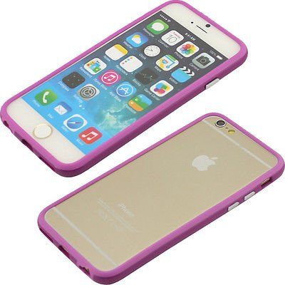 best-quality-iphone-6-purple-tpu-bumper-frame-rubber-case-cover-w-metal-buttons-for-iphone-6-by-tb1-
