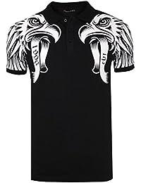 Cipo & Baxx Herren Poloshirt T-Shirt CT403