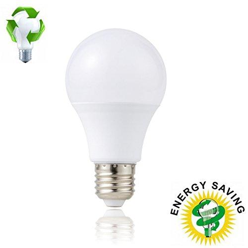LED-Lampen-Birne, E27 3W 5W 7W 9W 12W 15W 220V 230V 240V SMD 2835 führte Glühlampen Wirkliche Energie Lampada führte Bombillas kühles weißes/warmes Weiß (Farbe : Cold white-7w)
