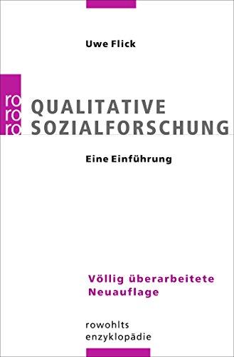 Qualitative Sozialforschung: Eine Einführung