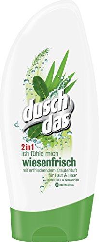 Duschdas Duschgel Wiesenfrisch, 6er Pack (6 x 250 ml)