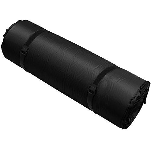 Isomatte Selfinflating - Matte verschiedene Größen, Farbe:black;Maße:200 x 66 x 10 cm -