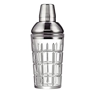Artland Newport Cocktail Shaker, Clear