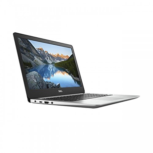 DELL Inspiron 5370 13.3-inch Laptop (Core i5-8250U/8GB/256 SSD/Windows 10/ Pre-installed Microsoft Office Home & Student 2016 /Integrated Graphics), Silver