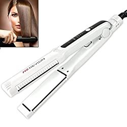 PRO REVLON Professional Travel Hair Straighteners Flat Iron 65W -26
