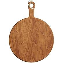 Master Class - Tagliere rotondo in legno di