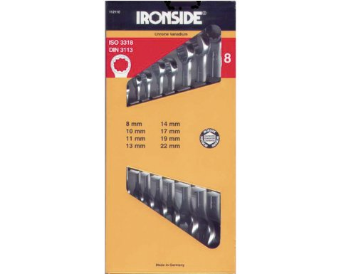 IRONSIDE 112110 - LLAVE COMBINADA