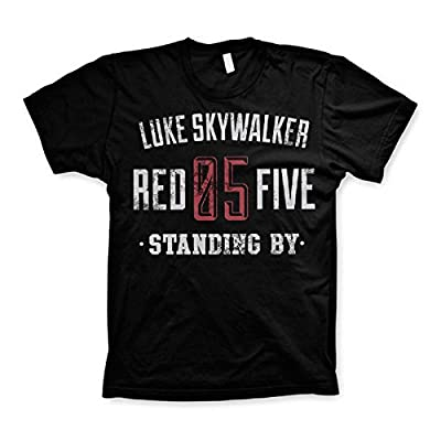 Sebao - T-Shirt Star Wars Red 5 Standing By