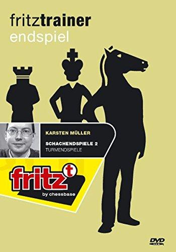 Endspiele 2: Video-Schachkurs auf DVD (König Me-brettspiel)
