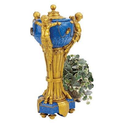 Design Toscano the Carlisle Cherubs Centrepiece Urn