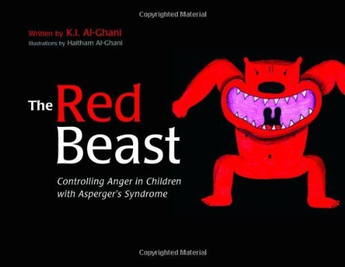 emotion ki en The Red Beast: Controlling Anger in Children with Asperger's Syndrome (K.I. Al-Ghani children's colour story books) (English Edition)