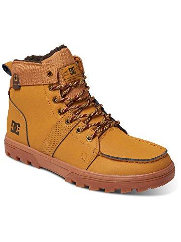 DC Shoes Herren Woodland Combat Boots Braun