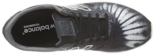 New Balance Wl420df, Baskets Basses Femme Gris (Grey/Black)