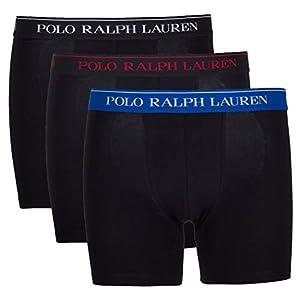 41UT7iTX%2BhL. SS300  - Polo Ralph Lauren - Lote de 3 Calzoncillos Tipo Boxer