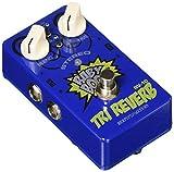 "Biyang RV-10 Stereo \""Tri Reverb\"" Guitar Effects Pedal"