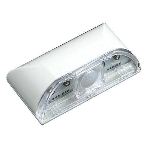 Preisvergleich Produktbild Fashion Home Auto Tür Keyhole Bewegungs Sensor Detektor LED Licht Lampe LED Streifen