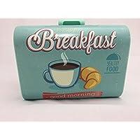 Home Creation Brotbox Lunchbox Vesperbox Frühstücksdose (Breakfast) preisvergleich bei kinderzimmerdekopreise.eu