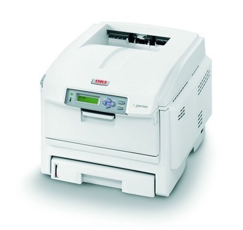 Affordable OKI C5700n – Printer – colour – LED – Legal, A4 – 1200 dpi x 600 dpi – up to 32 ppm (mono) / up to 20 ppm (colour) – capacity: 400 sheets – Hi-Speed USB, 10/100Base-TX on Line