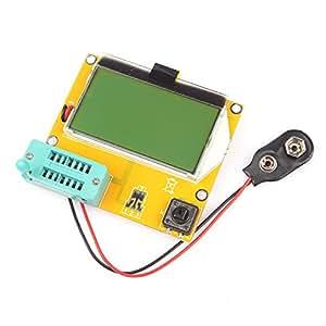 SainSmart LCR-T4 Transistor Testeur Diode Triode Capacité ESR compteur MOS / PNP / NPN L / C / R