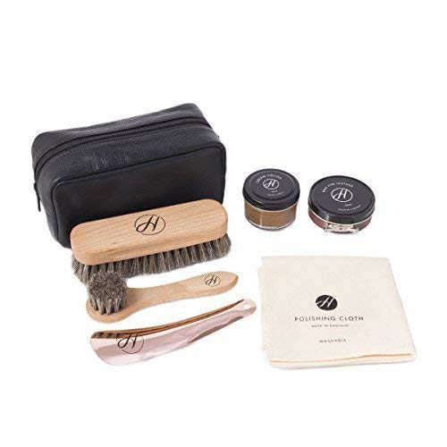 Hudson H Luxury Shoe cleaning Kit for sale  Delivered anywhere in UK