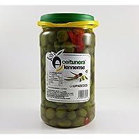 Aceituna Chupadedos | Aceitunera Jiennense | Garrafa 2,2 kgs (Peso Neto)